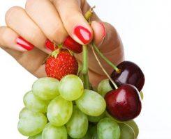 Διατροφή για υγιή και όμορφα νύχια
